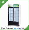 780L soft drink commercial used fridge for beverage display,Glass Door display refrigerator