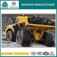 30T Off Road 6x6 Articulated Dump Tipper Truck for Sale