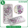 luxury products for iphone cover glitter Flowing Liquid Floating Luxury Bling Glitter Sparkle Stars Hard Case for iPhone 6