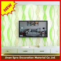 decorative film/wall coating/elegent PVC wallpaper/made in china