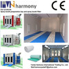 China manufacture spray booth design for France customers