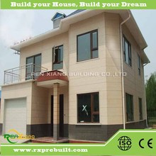 HIgh Quality LIght Steel Structure Villa Prefabricated Mobile House China Supplier Hot Sale