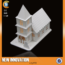7L LED Wooden House Arts and Craft,Art and Craft,Wooden Decor