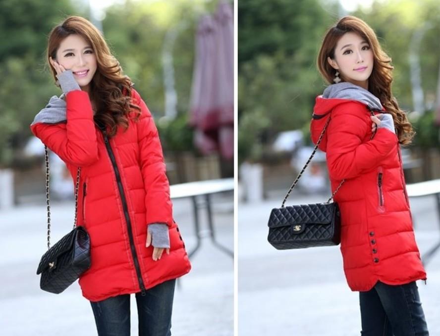 Легкая Куртка На Зиму Купить