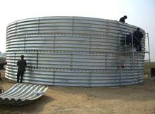 corrugated arching steel plates, large diameter steel cofferdam