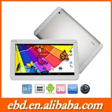 Bulk Wholesale Android Tablets 10 inch MTK8382 HD Screen 3G Phone Call / Gps / Wifi/ Bluetooth