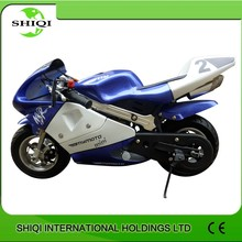Super Pocket Bike Gas Powered 50cc Pocket Bike For Sale /SQ-PB01