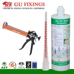 Designed for use on main construction materials for granting high loading values