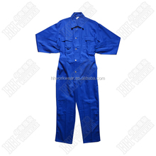 Industry protection 100%cotton flame retardant overalls