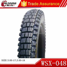 Small Motor Cycle Rubber Tires 350-8
