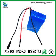 small size lithium rechargeable battery 24v 8ah