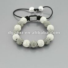 Brilliant rhinestone jewellery of bracelet