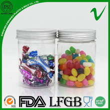 2015 round 250ml clear pet my bottle plastic for candy