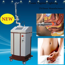laser medic dermatology equipment for skin lightener and vaginal whitening