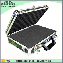 Cheap and popular military leather gun case