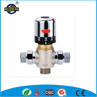 gas cooker temperature control Thermostatic water valve