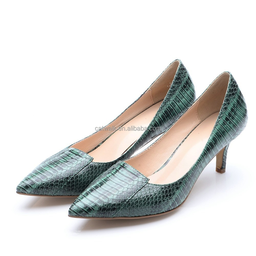 Crocodile shoes for women - photo#6