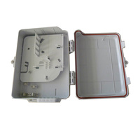 Nice price outdoor ftth splitter pon box