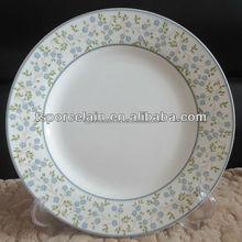polka dot dinner plates