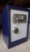 metal fire prooffile cabinet safe deposit box lock