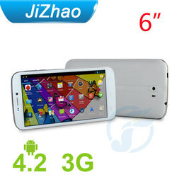 Hot selling 6 inch android smartphone made in China