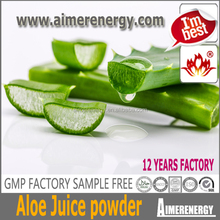 100% Natural Pure water extraction aloe vera extract total saponins
