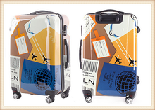 Wholesale ABS Suitcase and boys suitcase