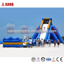 Factory Directly Fire Truck Inflatable Water Slide,Inflatable Water Slide