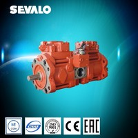New in stock K3V112 K3V140 K3V180 K3V63 K5V140 Hot Sell Kawasaki Hydraulic Pump