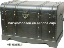 hot sell antique wooden chest from Chinese top manufacturer