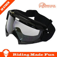 HC Hot Selling Outdoor Sports Safety Protective Goggles for Motorcycle With OEM Service on Straps