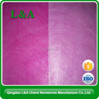 Chinese Golden Supplier Nonwoven Fabric Breathable Color Lamination Fabric