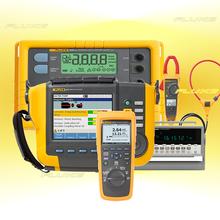 i5A/50A CLAMP PQ4 Fluke 1-phase Mini Current Clamp Set
