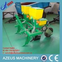 Agricultural machine pneumatic precision 2 row corn planter