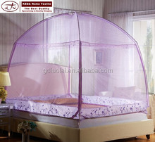 2015 Self-propping mosquito net,bed canopy net,folded bed canopy
