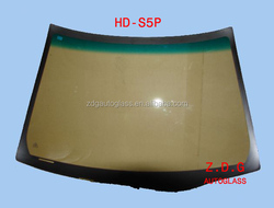 buy chinese vehicle spare part window glass/Man 280 Lion Star Bus