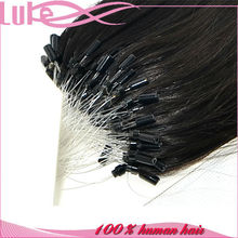 2015 Unprocesed Super Remy Loop Fusion Hair Extensions
