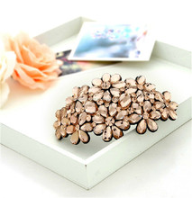 2015 Hot selling products fashion hair accessories hairpin for fancy girls wonderful hair clip for wedding