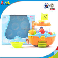 New summer toy for 2014 kids cute sea rover bath toy set