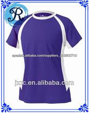 China por mayor de ropa de los hombres de secado rápido, DRI-FIT camiseta llana