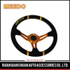 MM MOD DRIFT Racing Suede Steering Wheel 330mm