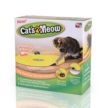 Cat's Meow/Undercover Mouse Cat Toy as seen on tv