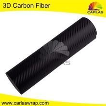 Carlas carbon fiber wrap PVC for auto part