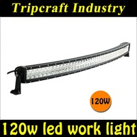 Good quality! 21.5'' 120W Curved Led driving Light Bar for Offroad Boat Car Truck 4x4 SUV ATV Spot Flood Combo