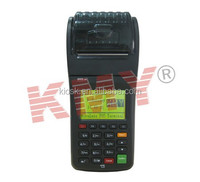 handheld POS machine for selling ticket/lottery