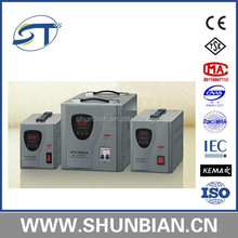 ACH relay type ac automatic voltage stabilizer which owns strict design and accurate assemble