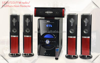 HOT!!Big sound technics home theater system with usb sd DM8008