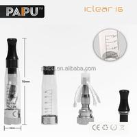 fashion design atomizer ic16 e cigarettes colorful ego ic16 wick/wire for e-cigs