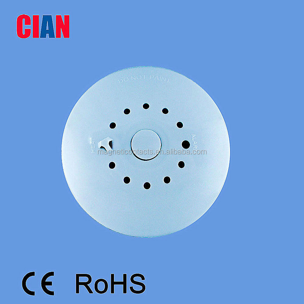 wired wireless smoke detector alarm for home design buy electric smok. Black Bedroom Furniture Sets. Home Design Ideas