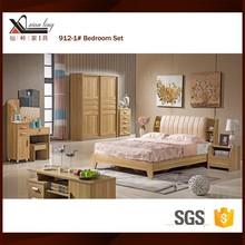 Foshan Factory Wooden Bedroom Set Furniture